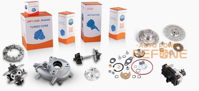 turbocharger replacement part