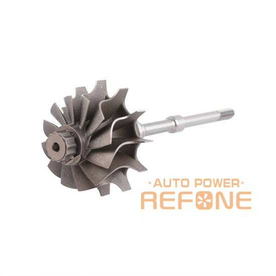 GT1238S turbine shaft Wheel