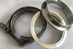 REFONE new product:V-Band Flange Assemblies